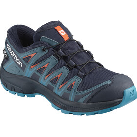 Salomon XA Pro 3D CSWP Shoes Junior navy blazer/mallard blue/hawaiian